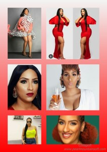 JULIET IBRAHIM'S PICTURE CRAZE FOR THE WEEK; Blazing, Sexy, Weird, Modest or Something else?
