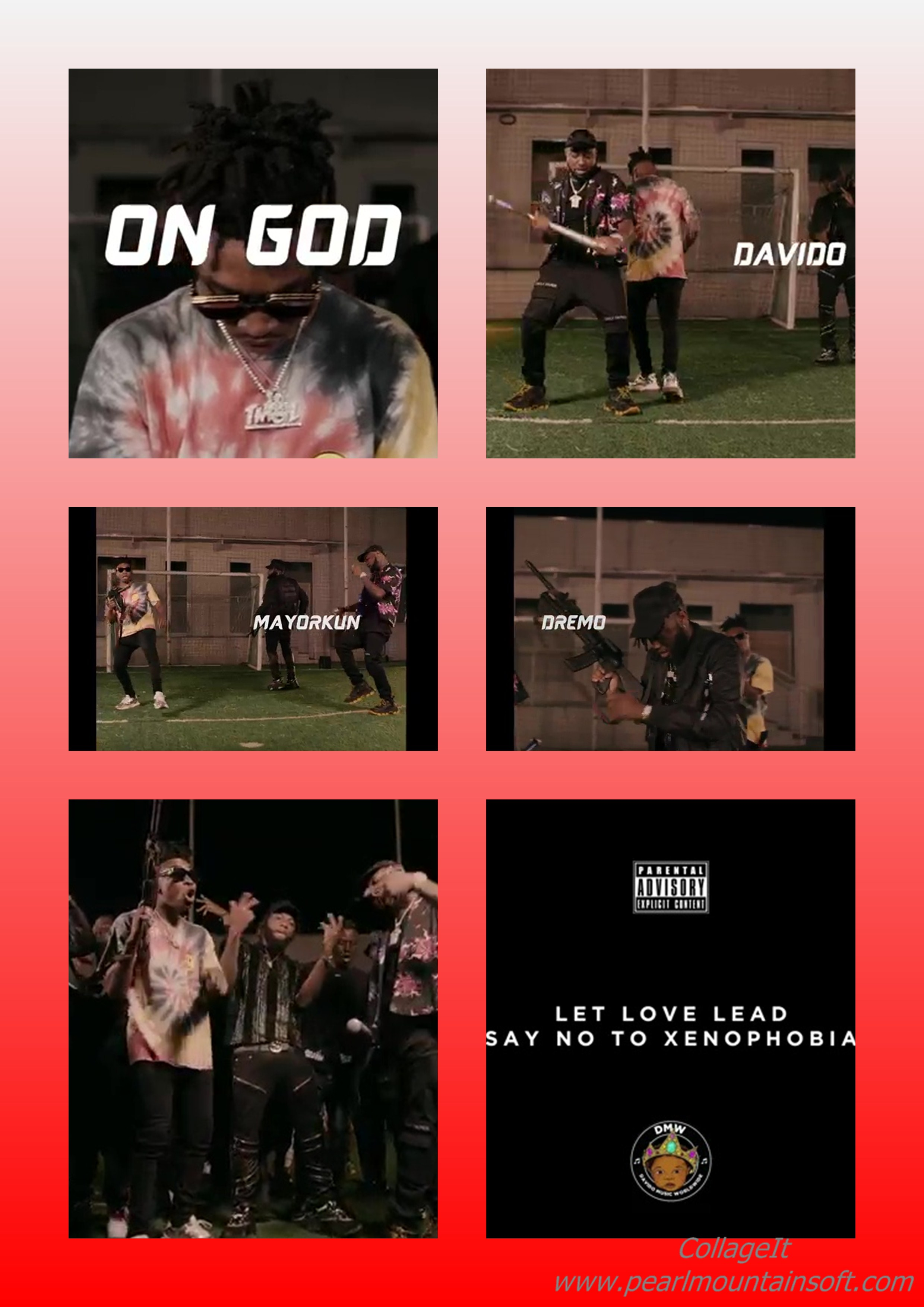 "(+LYRICS+TRANSLATION+MEANING) MUSIC REVIEW: ON GOD BY DMW ""WHERE IS PERUZZI? DID HE GO TO…"""
