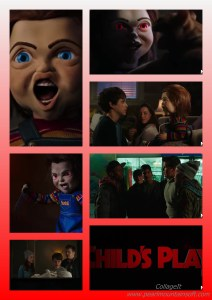"SYNOPSIS TO THE MOVIE ""CHILD'S PLAY"""
