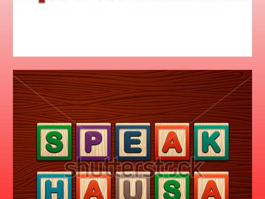 speak hausa clg 2