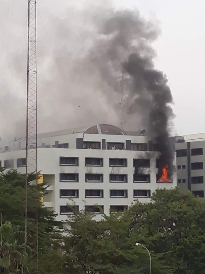 """THE FIRE INCIDENT AT THE TREASURY HOUSE, THE OFFICE OF THE  ACCOUNTANT GENERAL OF THE FEDERATION """"WHAT TRIGGERED THE FIRE?"""""""