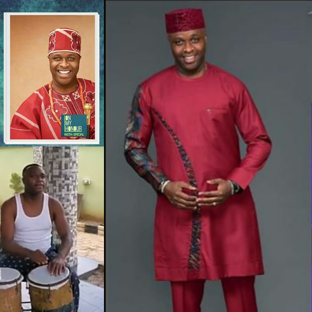 """""""YOU ARE VERY PARTIAL!"""" FANS BLAST FEMI ADEBAYO SALAMI FOR EXCLUDING CHRISTIANS IN HIS CASH GIVE AWAY DURING CORONAVIRUS!"""