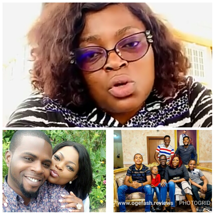 FUNKE AKINDELE BELLO AND HUSBAND ABDULRASHEED BELLO FINED .1 MILLION NAIRA FOR THROWING A LARGE PARTY DURING  CORONAVIRUS LOCKDOWN; FUNKE AKINDELE APPEALS…