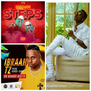 KONDEBOY ARTISTE- IBRAAH JUST FEATURED JOEBOY AND SKIIBII IN HIS EP TITLED STEPS. LISTEN TO THE SONGS HERE…