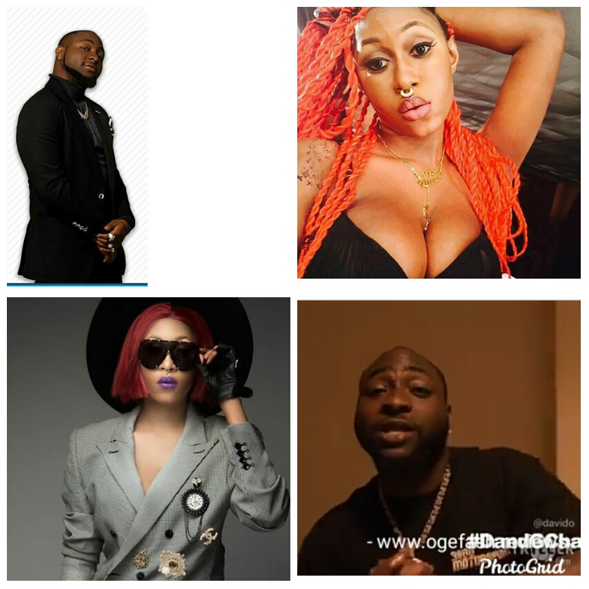 HERE IS WHY DAVIDO WANTS TO INVEST IN CYNTHIA MORGAN AFTER SHE CRIED OUT ABOUT HER MUSIC CAREER OBLITERATION
