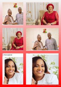 """""""YOU ARE JUST PLAYING POLITICS AND YOU WOULD NEVER…"""" SAYS FLORENCE AJIMOBI TO GOVERNOR SEYI MAKINDE OF OYO STATE"""