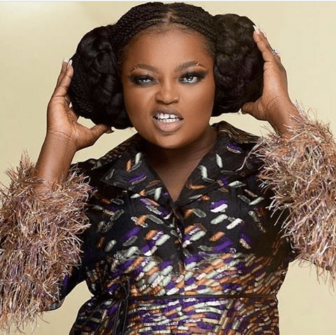 NOLLYWOOD ACTRESS- FUNKE AKINDELE FINALLY SHOWS HER MUM'S FACE AND REVEALS HER TRUE RELIGION