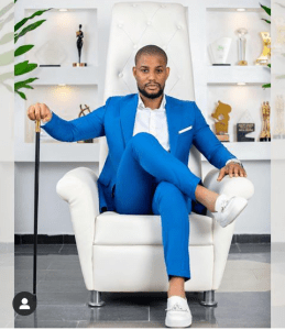 Read more about the article HERE IS WHY PRETTY LOOKING ACTOR ALEX EKUBO DECIDED TO SWAP GENDER IN…