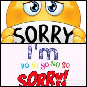 """SORRY"" IS NOT A GENUINE APOLOGY ""I AM SORRY"" IS! HERE IS WHY…"