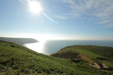 Jersey sunny bay
