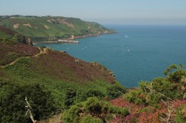 klifpad naar Bouley Bay