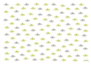 30. Yellow - butterflies