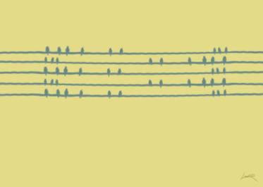 28. Yellow - birds