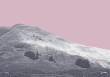 8. Vintage - mountain