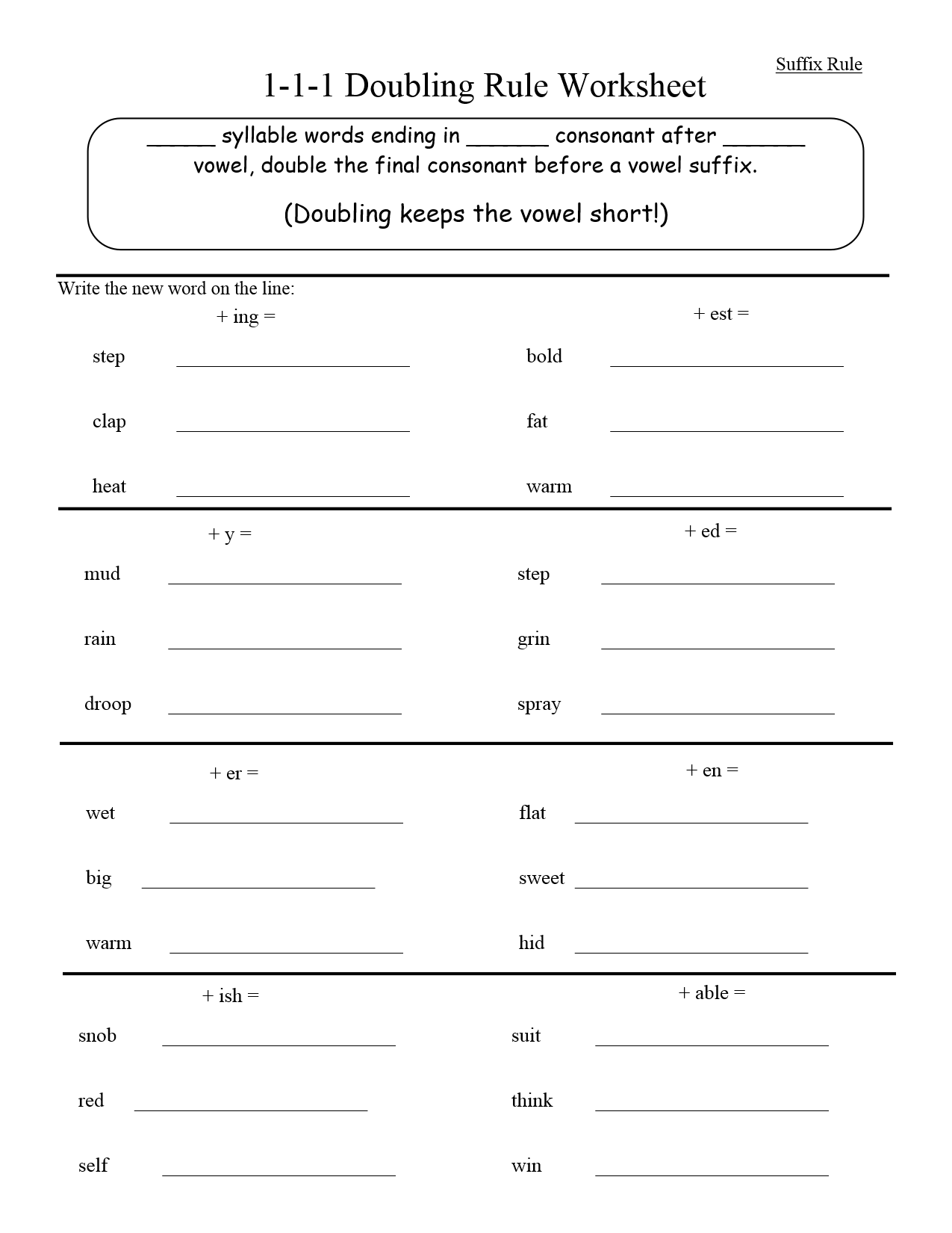 Ea Team Worksheet