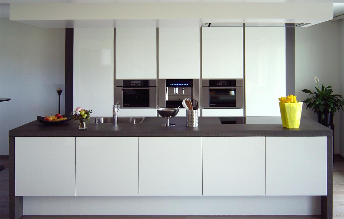 Küchenarbeitsplatte beton  Beton Küchenarbeitsplatte und Möbel in höchster Qualität | OGGI-Beton