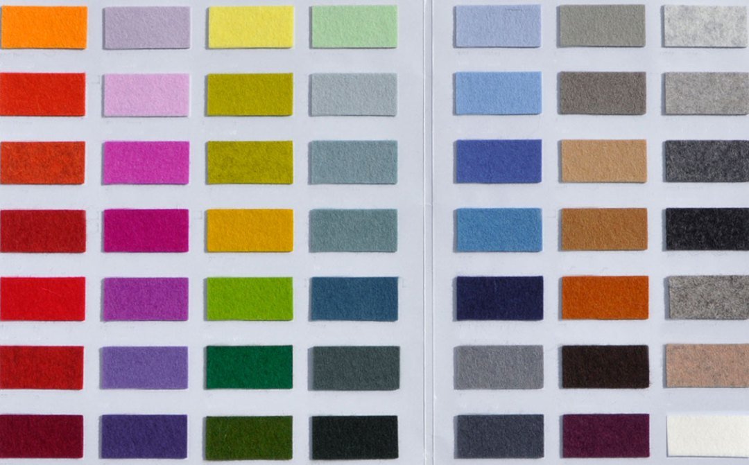 OGGI-Beton: Sitzwürfel ANCONA, Filzauflage, Muster