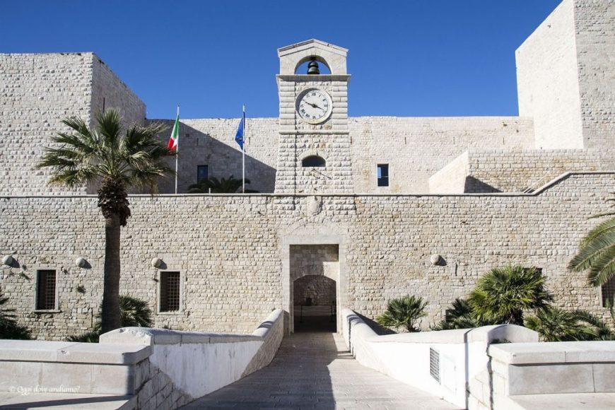 Il Castello Svevo di Trani