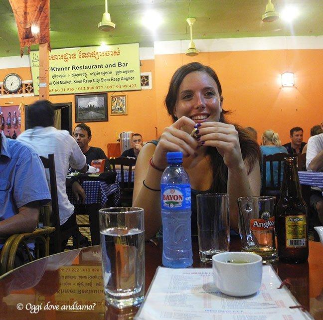 Dove mangiare a Siem Reap