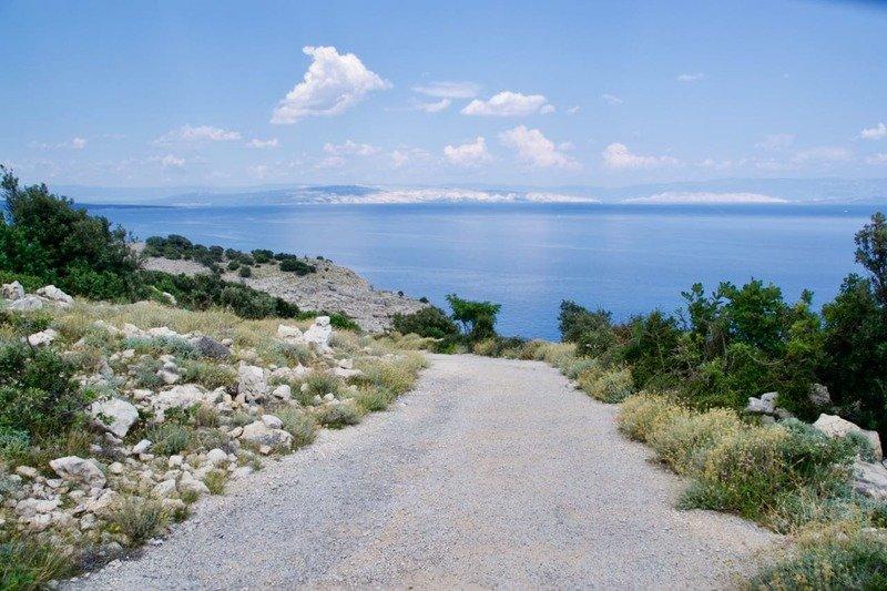 Cosa vedere sull'isola di Cres - Sentiero per Mali Bok