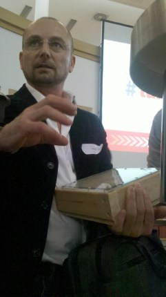 Iader Marani (Imilegno) parla coi blogger