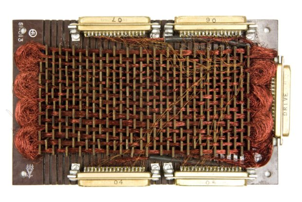 La Core Rope Memory di Apollo