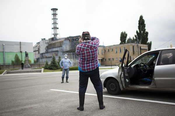 chernobyl centrale nucleare