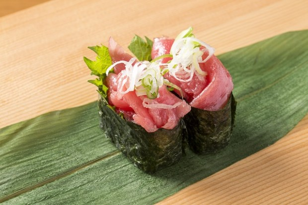 sushi alghe coltivazione nori