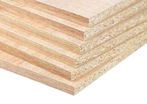 新的木頭層板