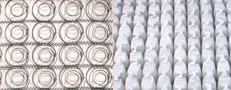 連結式彈簧vs獨立筒彈簧