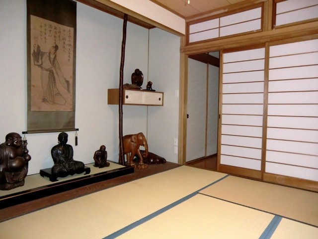 Int rieur japonais for Decoration maison japonaise