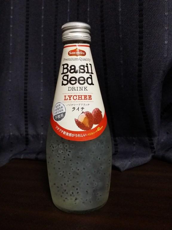 Boisson aux Graines de Basilic