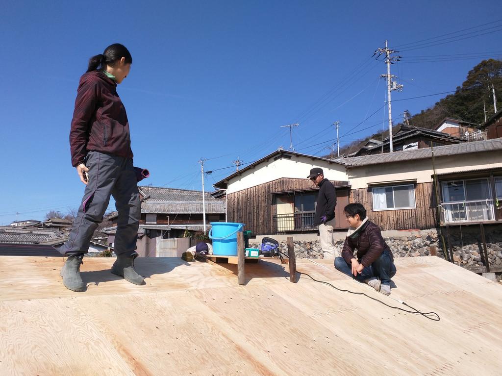 Bientôt sur Ogijima : Damonte & Co