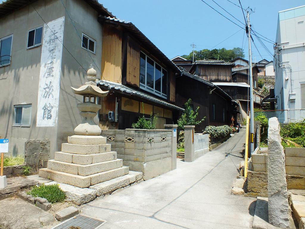 Ogijima au Mois de Juillet pendant la Triennale de Setouchi