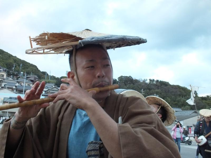 Vous reprendrez bien un peu de Seppuku Pistols, cette fois-ci sur Ogijima ?