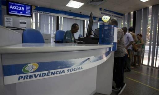 IAgência de atendimento do INSS: governo quer impedir aumento artificial de benefícios Foto: Agência O Globo