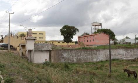 Complexo Penitenciário de Pedrinhas, em São Luis Foto: Hans Von Manteuffel