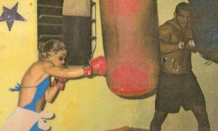 Portal Capoeira A história da poeta que se tornou a primeira árbitra de boxe do Brasil Curiosidades