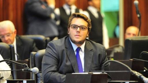 Linha de frente: O deputado Felipe Francischini (PSL-PR) vai comandar a CCJ da Câmara Foto: Divulgação