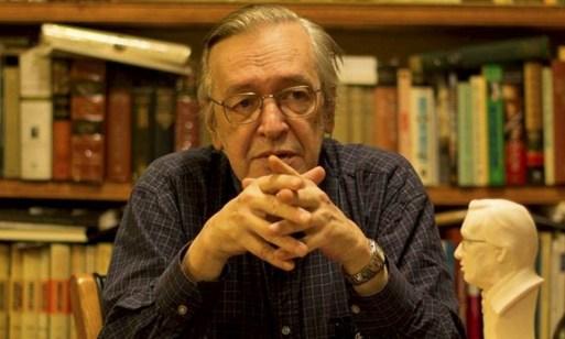 O ideólogo Olavo de Carvalho Foto: Divulgação