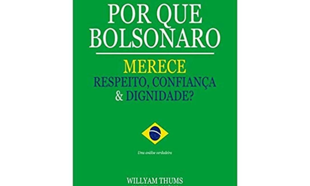 Livro viraliza nas redes ao listar motivos para confiar em Bolsonaro com 188 páginas em branco