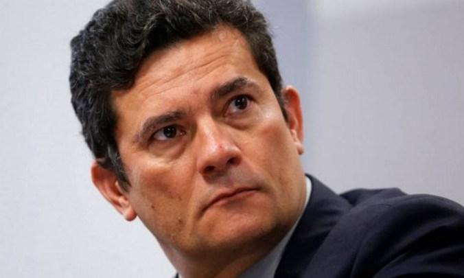 Um rompimento de Moro com Bolsonaro poderia fechar as portas para uma eventual indicação do ex-juiz ao Supremo Foto: ADRIANO MACHADO/REUTERS