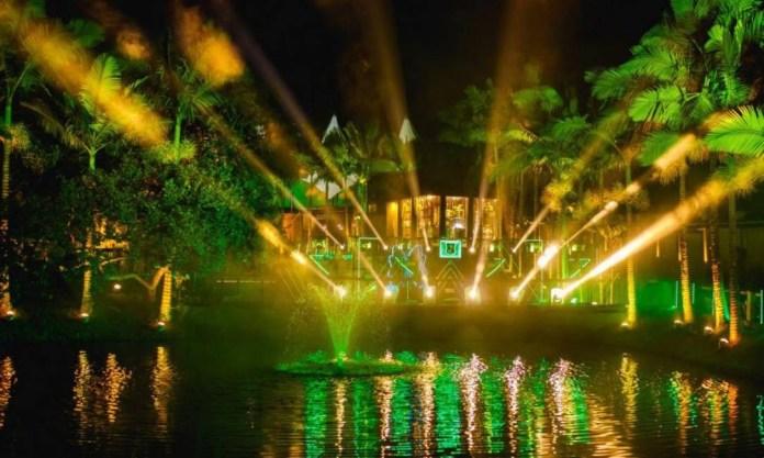 A casa noturna trouxe grandes nomes da música eletrônica internacional ao Brasil Foto: Reprodução