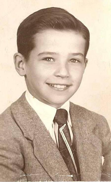 """Joseph Robinette """"Joe"""" Biden Jr. nasceu em 20 de novembro de 1942, em Scranton, no estado da Pensilvânia Foto: Divulgação"""