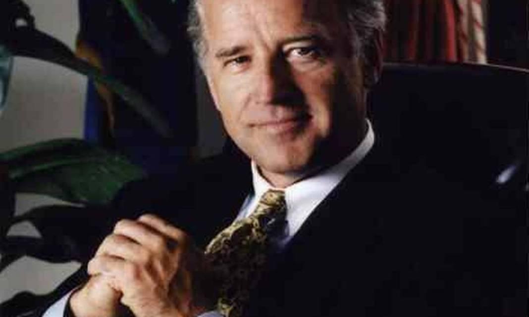Biden em foto oficial como Senador Foto: Divulgação