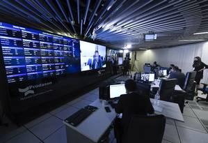 Congresso retoma as sessões pós-eleitorais na quarta-feira, a menos de três semanas do recesso parlamentar Foto: Jefferson Rudy / Agência O Globo