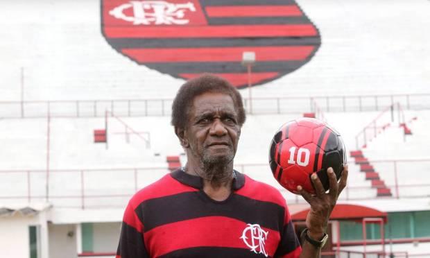 Silva Batuta.  Former Flamengo died at age 80 Photo: Guilherme Pinto / Agência O Globo