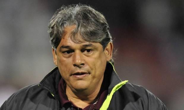 Marcelo Veiga.  São Bernardo technician died in December last year, aged 56, after being hospitalized Photo: Divulgação/Portuguesa/Twitter