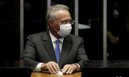 Após ser alvo de críticas nas redes por bolsonaristas, Renan Calheiros diz  que fará 'profilaxia digital' - Jornal O Globo