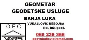 GEOMETAR-GEODETSKE USLUGE BANJA LUKA